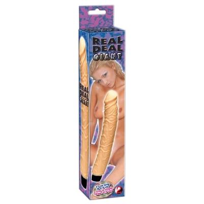 Vibrators Real Deal Giant