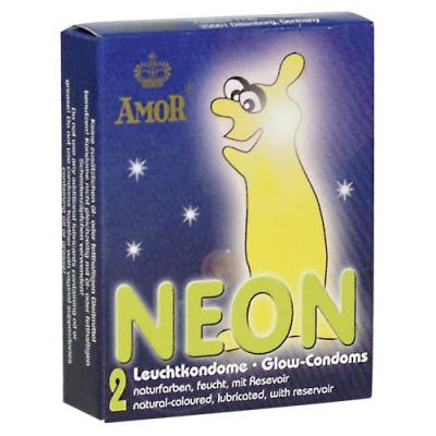 Prezervatīvi Neon (2 gab.)
