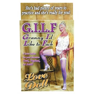 Seksa lelle Gilfa