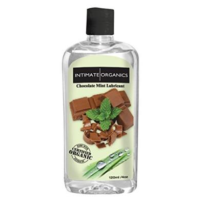 Organiškas šokoladinis lubrikantas 120ml
