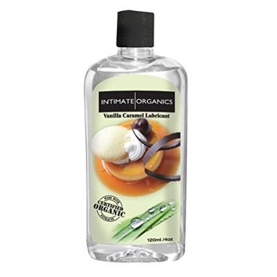 Organiškas vanilinis lubrikantas 120ml