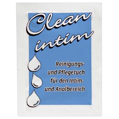 Intīmās higiēnas salvete Clean Intim 1 gab.