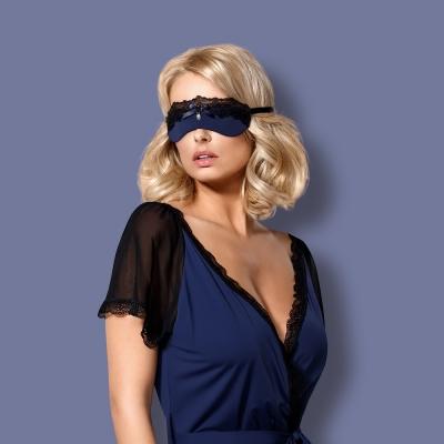 Obsesīvi zilo acu maska