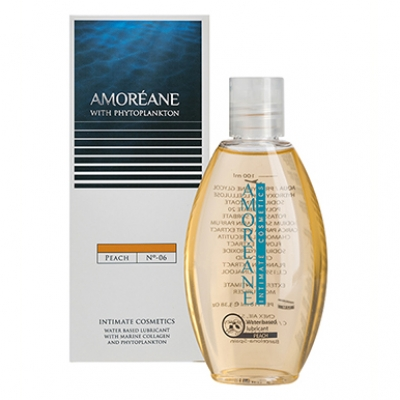 Amoreane persiku lubrikants 100ml