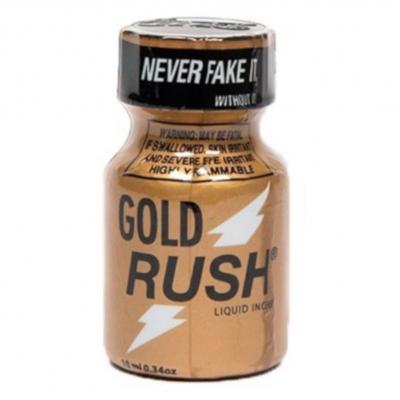 GOLD RUSH ādas tīrīšanas līdzeklis 10ml