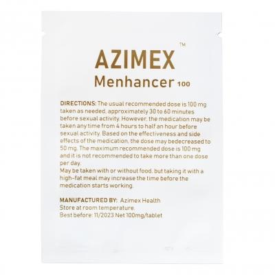 Maisto papildas Azimex 100 2 kap.