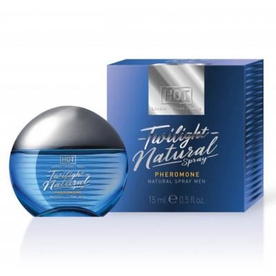 Feromonu smaržas vīriešiem Twilight Natural Spray 15 ml