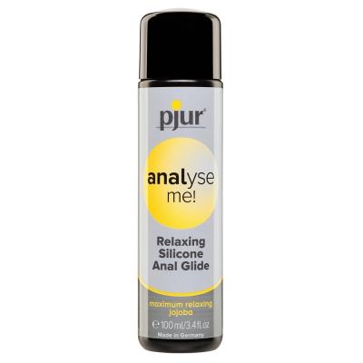 Analinis lubrikantas pjur analyse me! Relaxing 100 ml